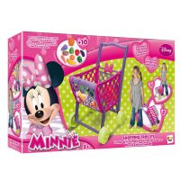 Minnie Shopping Troley Kid's Toy