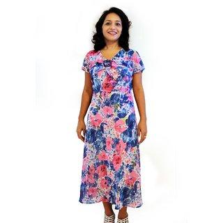 Printed Flirty Dress