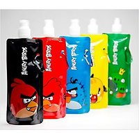 2pcs Vapur Anti Bottle Fully Flexible & Foldable Water Bottle