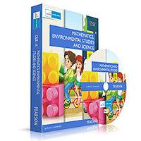 CBSE Class 3 Maths And Evs + Science Combo(Dvd)