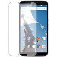 High Quality HD Screen Protector / Guard For Motorola Google Nexus 6 Ultra Clear