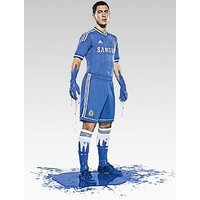 """""""XL"""" Size  -  Adidas  Chelsea  2014-15  Jersey  With  Shorts"""