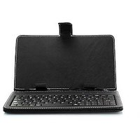 7 Inch Tablet Pouch Cover Usb Keyboard Micromax Funbook, Tablet Pc, Mid, Epad, Apad - 6820262