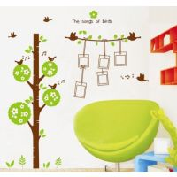 """Home Decor Wall Stickers """"Songs Of Birds"""" Decorations For Home"""