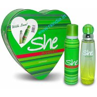 Archies She Is Sweet Fragrance Gift Set Combo Of Perfume & Deo
