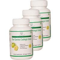 GARCINIA CAMBOGIA Natural Weight Loss ! 65% HCA Extract 500mg - 180 Capsule