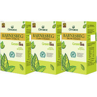 Goodricke BARNESBEG Organic Darjeeling Green Tea 25 Tea Bag Pack Of 3 Total 75 Tea Bags