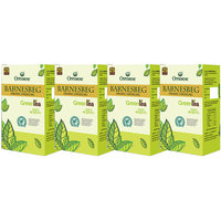 Goodricke BARNESBEG Organic Darjeeling Green Tea 25 Tea Bag Pack Of 4 Total 100 Tea Bags