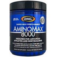 Gaspari Nutrition Aminomax 8000, 350 Tabs