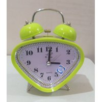 Alarm Table Clock Bell With Light (2829)