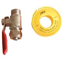 Inlet Ball Valve 3/8'' For RO Water Purifier