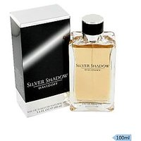DavidOff Silver Shadow Pure Blend Perfume (For Women) - 100 Ml