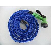 25 Feet Expandable Garden Hose & Spray Nozzle Combo- Best Water Hose