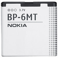 Nokia BP-6MT Battery For Nokia:E51, E51, N78, N81, N82